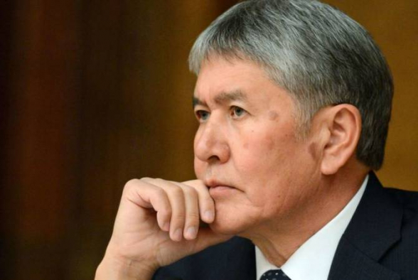 Ղրղզստանում դատարանը արգելանքի տակ է առել Աթամբաևին պատկանող հեռուստաալիքի գույքը