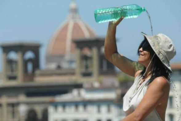 Իտալիայում տապի պատճառով վտանգի ամենաբարձր մակարդակն են հայտարարել 11 քաղաքում