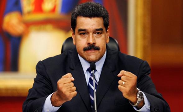 Николас Мадуро обвинил бывшего президента Колумбии в подготовке покушения на него