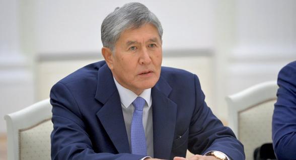 Атамбаеву предъявили обвинение еще по двум коррупционным уголовным делам