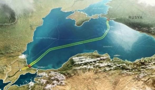 Ռուսական գազը մինչև տարեվերջ կհասնի Թուրքիա