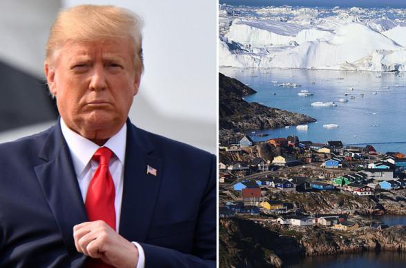 WSJ узнала об идее Трампа купить Гренландию (фото)