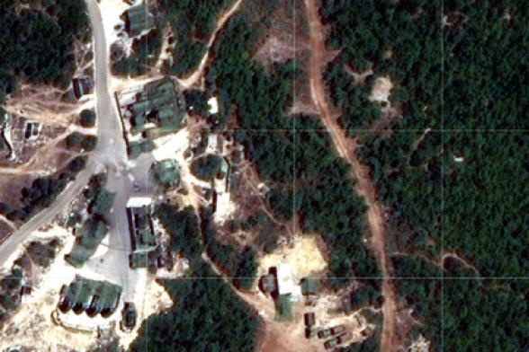 Появились подробности работы С-400 в Сирии