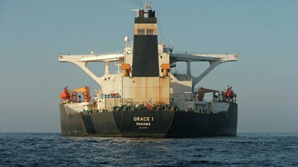 Суд в США выдал ордер на задержание иранского танкера «Grace 1»