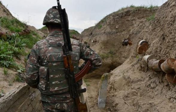 Հայ դիրքապահների ուղղությամբ արձակվել է շուրջ 2300 կրակոց