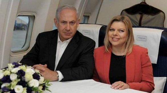 Жена Нетаньяху устроила дебош на борту самолета