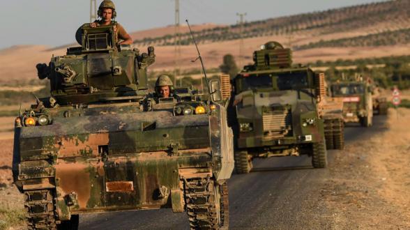 Сирия сообщила о доставке Турцией оружия боевикам в Идлиб (видео)