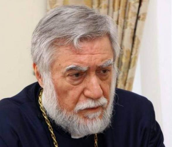Արամ Ա կաթողիկոս.