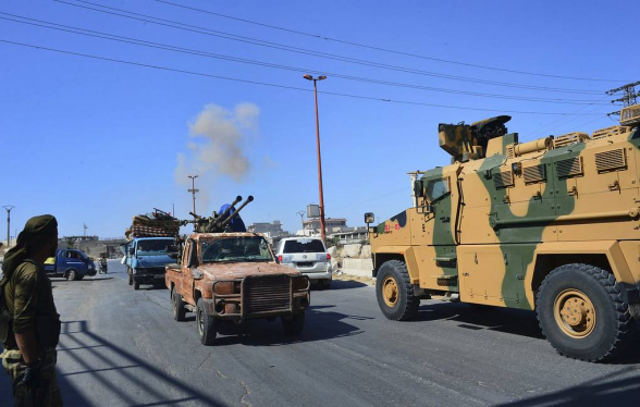 Турция пытается остановить наступление сирийской армии в Идлибе
