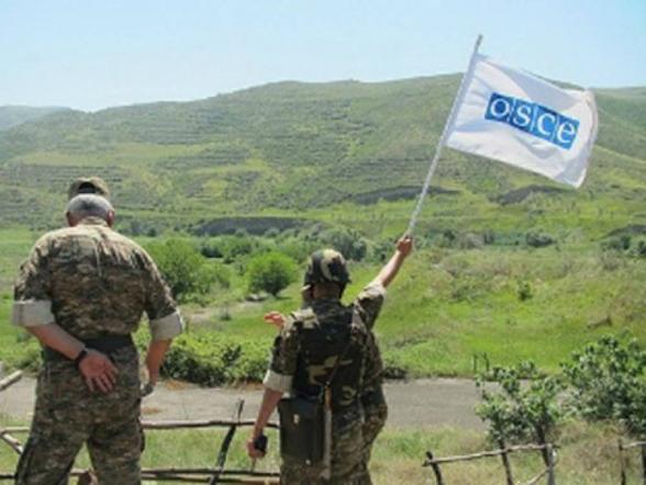 ԵԱՀԿ-ն դիտարկում է անցկացնելու շփման գծում՝ Օմարի լեռնանցքում