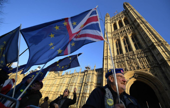 Джонсон предложил ЕС изменить соглашение по «Brexit»