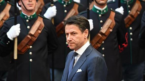 Президент Италии принял отставку премьер-министра страны