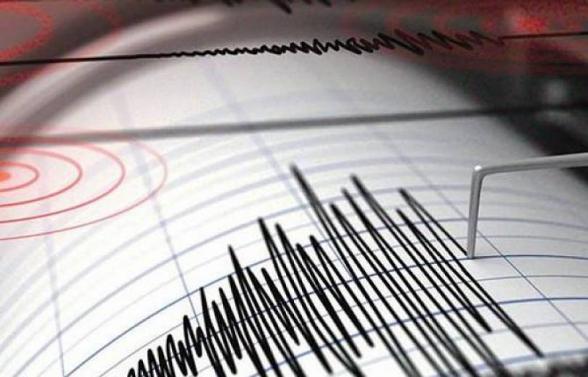 Երկրաշարժ է տեղի ունեցել Աշոցք գյուղից 9 կմ հյուսիս-արևելք. հետևել է մեկ հետցնցում