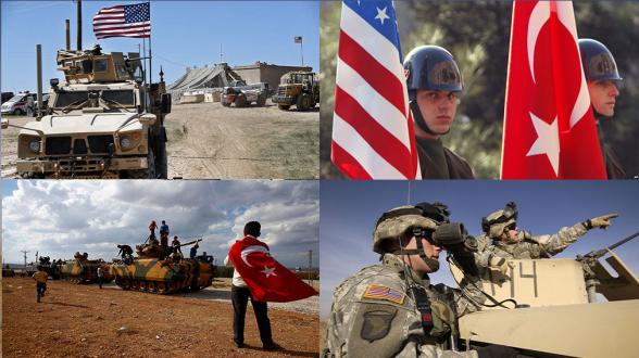 США и Турция обсудили неотложные шаги по зоне безопасности в Сирии