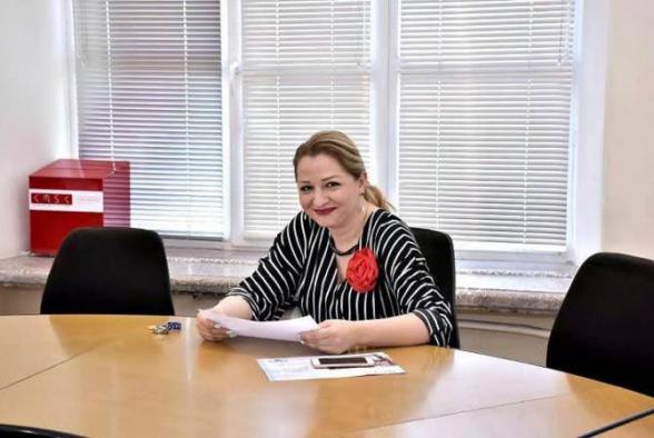 ՀՊՏՀ ռեկտորի պաշտոնակատար է նշանակվել Դիանա Գալոյանը