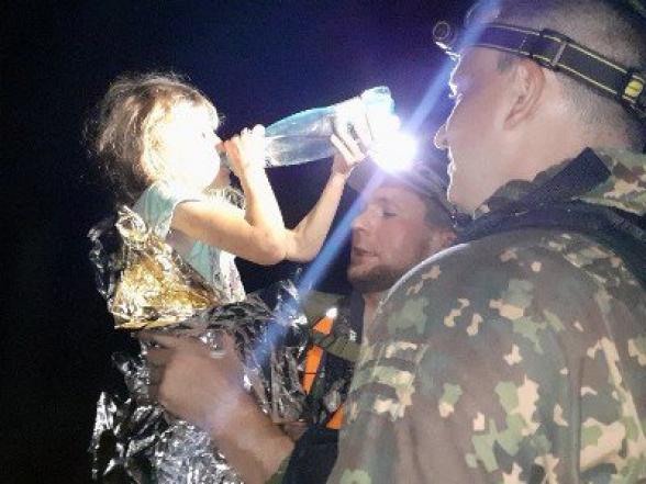 Ռուսաստանում անհետացումից մի քանի օր անց անտառում անվնաս հայտնաբերել են 5-ամյա աղջկան
