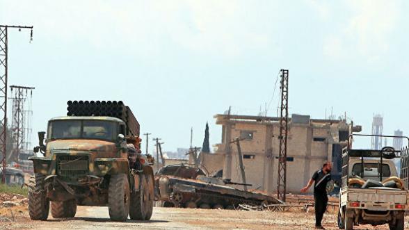 В Турции заявили об обстреле наблюдательного пункта сирийскими военными