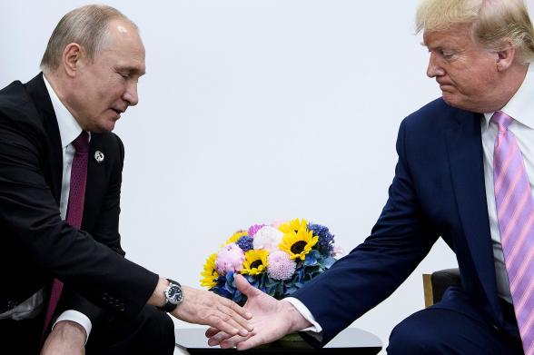 ՀՀ-ում եռացող ներքաղաքական կրքերն աննկատ թողեցին ՌԴ-ի և ԱՄՆ-ի միջև տեղի ունեցող կարևոր իրադարձությունը. «Իրավունք»