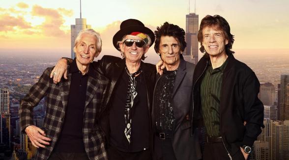 The Rolling Stones-ն իր անունով ժայռ կունենա Մարսի վրա