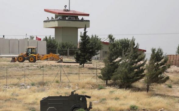 Ասադի ուժերը հրթիռակոծել են թուրքական դիտակետի հարակից տարածքը