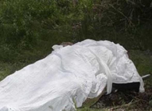 Ամարասի դաշտում դիակ է հայտնաբերվել. նախնական տեղեկություններով նա մահացել է ցուլի հարվածից