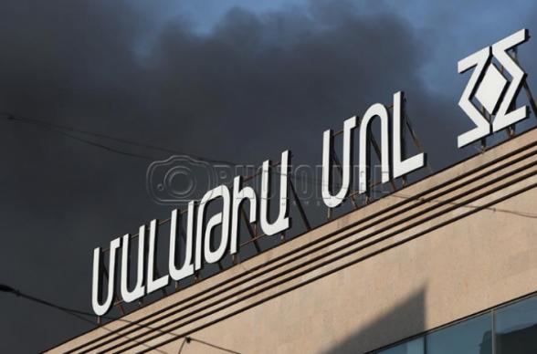 Пожар в торговом центре «Малатия мол» был локализован на рассвете (видео)