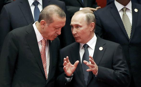 Эрдоган летит в Москву на срочные переговоры с Путиным