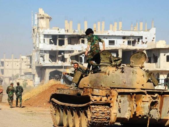 Террористы атаковали позиции сирийской армии к востоку от Хан-Шейхуна – СМИ