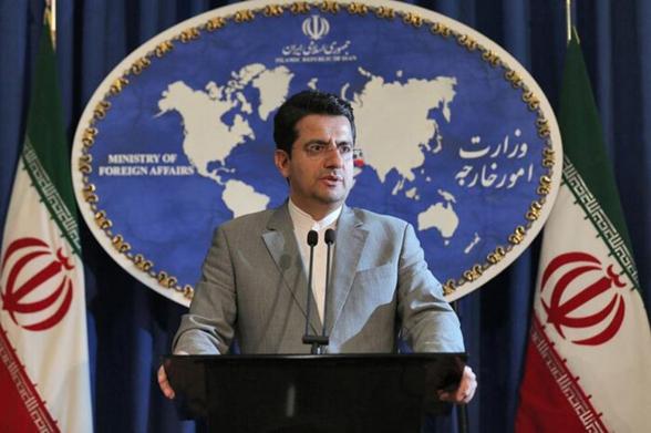 Иран внесет в санкционный список людей, связанных с Фондом защиты демократии