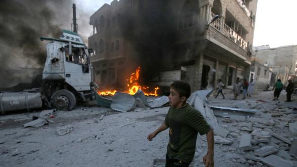 Госдеп назвал удар США по Идлибу точным ответом террористам (видео)