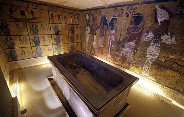 Выставка сокровищ Тутанхамона стала самой посещаемой за всю историю Франции – «Parisien»