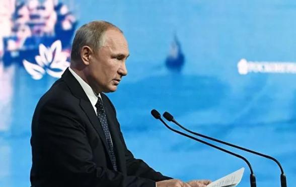 Россия заинтересована в разрешении ситуации в Ормузском проливе – Путин