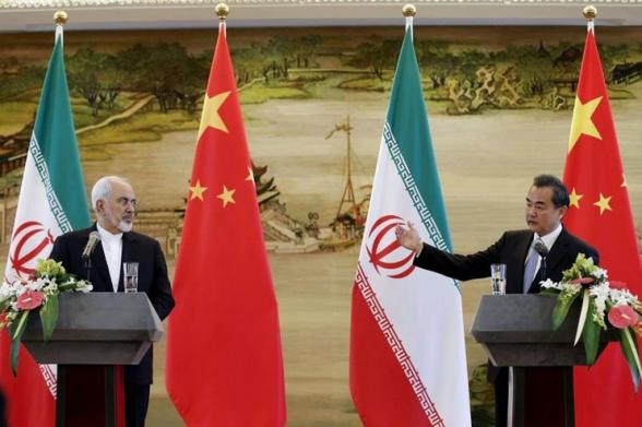 Иран и Китай готовят нефтегазовую «бомбу» для США