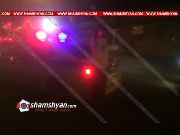 Երևանում վարորդը վրաերթի է ենթարկել 2 հետիոտնի, բախվել Opel-ին և դիմել փախուստի. հետիոտներից մեկը մահացել է