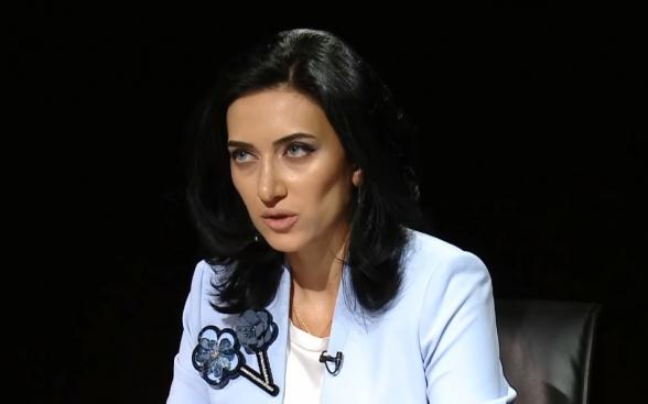 Этим решением КС констатировал, что в УПК есть большой пробел – Арпине Ованнисян (видео)