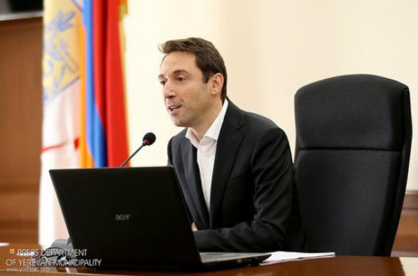 Это осень будет для мэра Еревана Айка Марутяна последней – «Иратес»