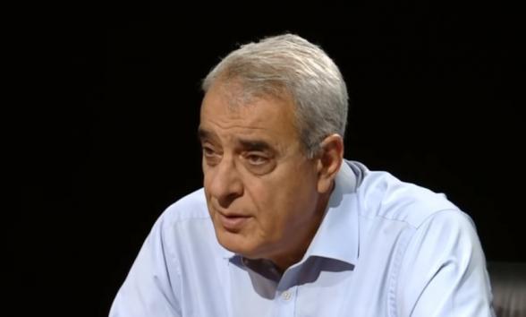 Давид Шахназарян: «Пашинян ведет в отношении Республики Арцах гибридную войну» (видео)
