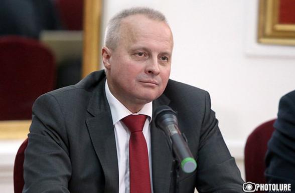 Никакой официальной реакции по поводу предоставления Шишкину политического убежища не было – посол РФ в Армении (видео)
