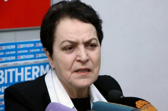 Մեծ ցավով եմ ասում, որ Քոչարյանի դեմ գործընթացը քաղաքական է, բայց կա նաև ավելի վատ բնութագիր` այն անձնավորված է. Լարիսա Ալավերդյան