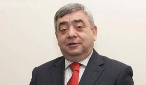 ՀՀ երրորդ նախագահ Սերժ Սարգսյանի եղբայրը չի ընդունում իրեն առաջադրված մեղադրանքը