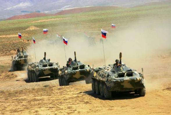 Հայաստանում ավարտվել է ՀՌՇ մոտոհրաձգային գումարտակների մարտավարական զորավարժությունը