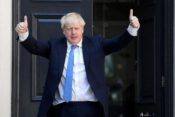 Джонсон подтвердил решимость вывести Британию из состава ЕС 31 октября