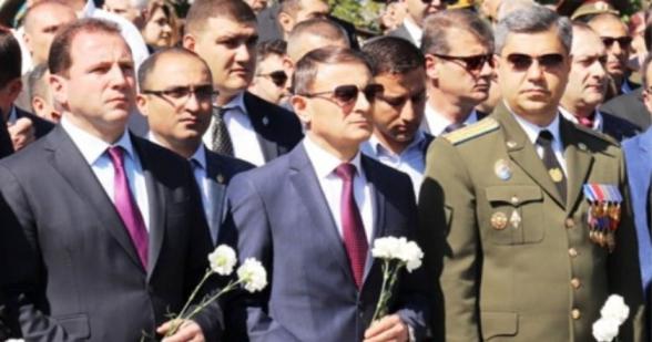 Вслед за Артуром Ванецяном уйдут Давид Тоноян и Валерий Осипян – «Грапарак»