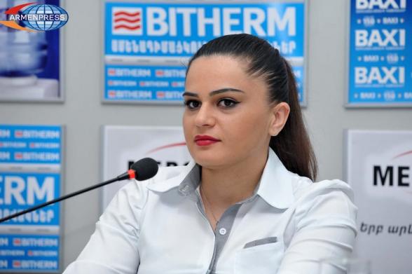 Խնդիրներ ունեցող կանանց գեղեցկության մրցույթում Հայաստանի ներկայացուցիչն անցել է եզրափակիչ փուլ (տեսանյութ)