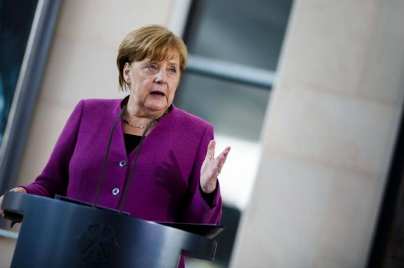 Канцлер Германии выступила за сохранение сделки с Ираном