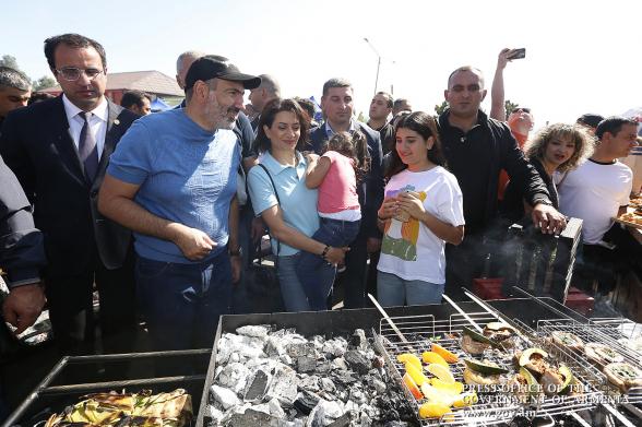 Արգելված «պտուղը»՝ ձկան փառատոնին. վարչապետը համտեսե՞լ է սիգ․ «Ժողովուրդ»