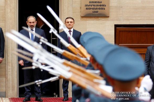 Վարչապետը Վալերի Օսիպյանին աշխատանքից ազատելու առաջարկ է ներկայացրել նախագահին. նախագահի աշխատակազմ