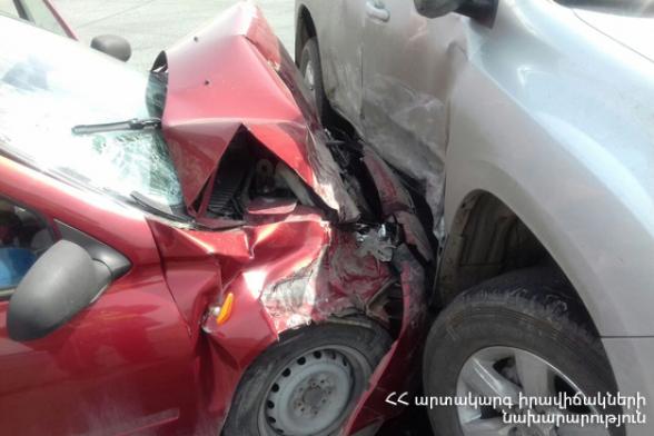 ՃՏՊ Երևան-Աշտարակ ավտոճանապարհին. կան տուժածներ և մեկ զոհ