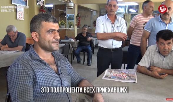 В Нахиджеване не осталось людей: люди пытаются выжить в Турции (видео)
