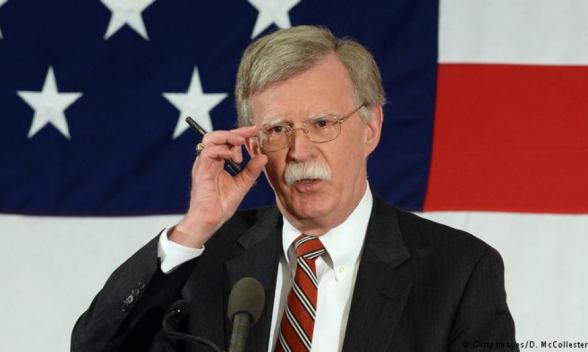 Բոլթոնը խիստ քննադատության է ենթարկել Թրամփի արտաքին քաղաքականությունը. Politico